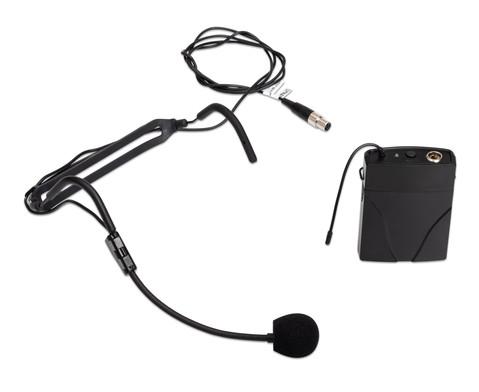 TLS Headset-Mikrofon inkl Taschensender
