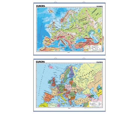 Betzold Wandkarte Europa