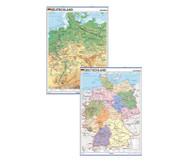 Länderkarte: Deutschland