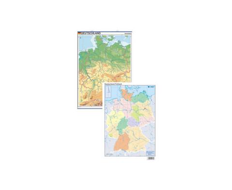 Lernkarte Deutschland-1