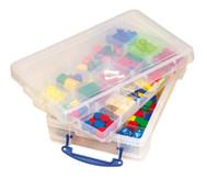 Really Useful Aufbewahrungsbox mit 2 Einlagen
