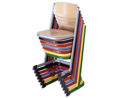 Schuelerstuhl mit Knierolle Sitzhoehe 34 cm-5