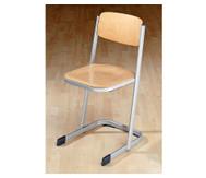 Schülerstuhl, DIN ISO 5970: 7, Sitzhöhe: 50 cm
