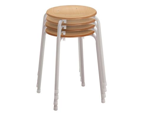 stapelhocker h he 55 cm. Black Bedroom Furniture Sets. Home Design Ideas