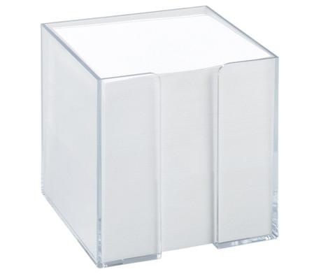 Zettelbox mit 850 Blatt-1