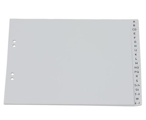 Register aus Kunststoff-5