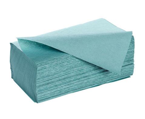 Einweg-Papierhandtuecher gruen 250 Stueck-2