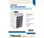 Visulight Kopier- und Laserfolien, DIN A4