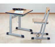 Einzel-Tisch, höhenverstellbar, ohne Ablage