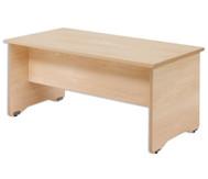 Schreibtisch, Maße (H x B x T): 72 x 140 x 80 cm