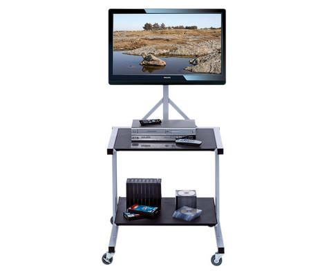 Set Compra Flatscreen-Cart  Philips 32-Zoll Flachbildschirm