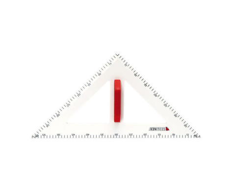 GEOLINER Magnet-Winkel gleichschenklig