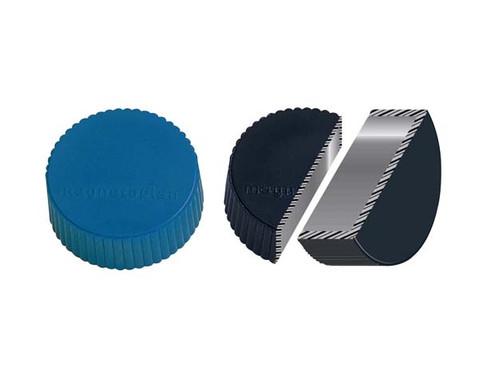 Kraftmagnete blau 10er Set-3