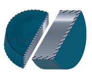 Kraftmagnete, blau, 10er-Set