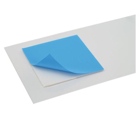 Selbstklebende Magnet-Leisten 10er Set