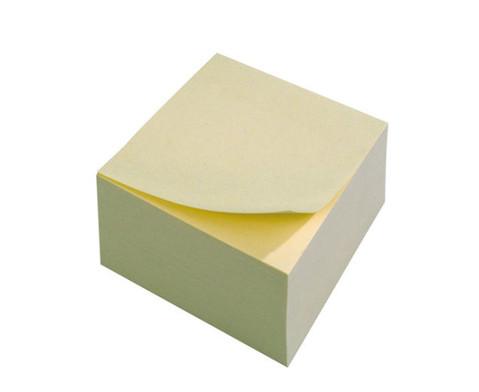 Haftnotizen gelb 2 Bloecke im Set-2