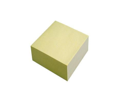 Haftnotizen gelb 2 Bloecke im Set-1