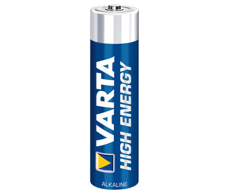 VARTA High Energy Micro 15 Volt AAA-1