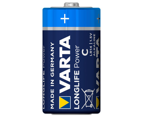 VARTA High Energy Baby 15 Volt 2 Stueck