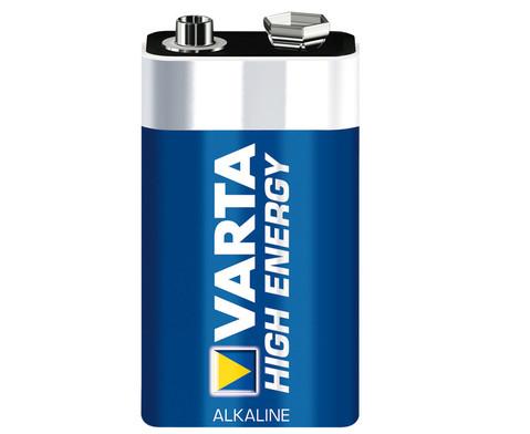 VARTA High Energy E-Block 1 Stueck-1