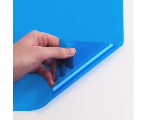 Deckfolien transparent 100 Stk-4