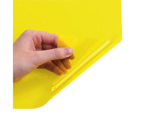Deckfolien transparent 100 Stk-2