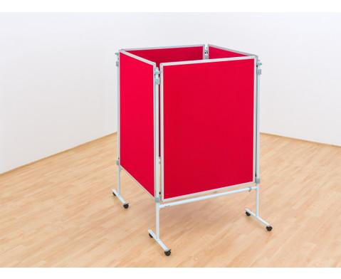 Stellwand-Cart Sparset Quadrat-10