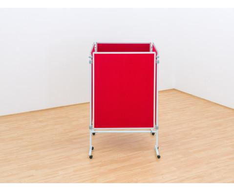 Stellwand-Cart Sparset Quadrat-9