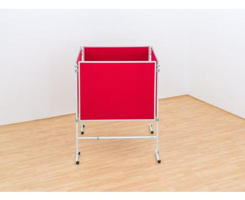 Stellwand-Cart Sparset Quadrat-11