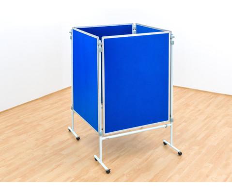 Stellwand-Cart Sparset Quadrat-8
