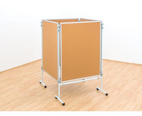 Stellwand-Cart Sparset Quadrat-4