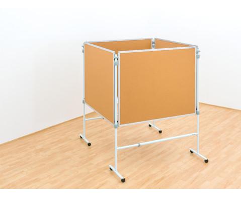 Stellwand-Cart Sparset Quadrat-7