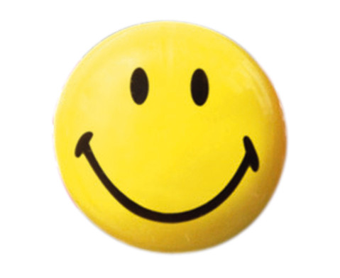 Smiley-Magnete 6 Stueck