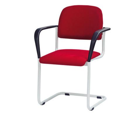 schwingstuhl komfort mit armlehne. Black Bedroom Furniture Sets. Home Design Ideas
