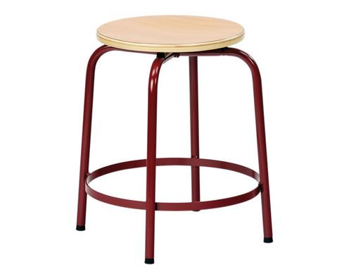 4-Bein-Hocker Sitzhoehe 60 cm
