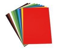 100 Bogen Fotokarton 50 x 70 cm, in 10 Farbtönen, 220g/m²