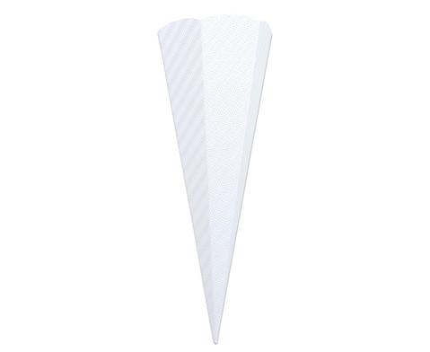 5 Schultueten aus Wellpappe mit Steckverschluss-10
