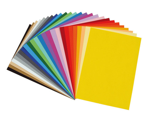 Tonzeichenpapier 500 Blatt 130 g-m DIN A4