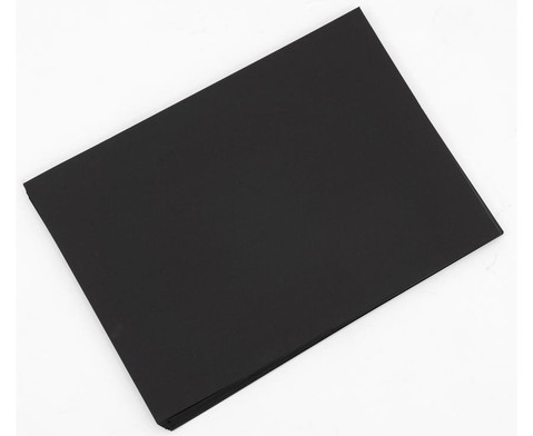 Fotokarton 100 Bogen 50 x 70 cm schwarz-1