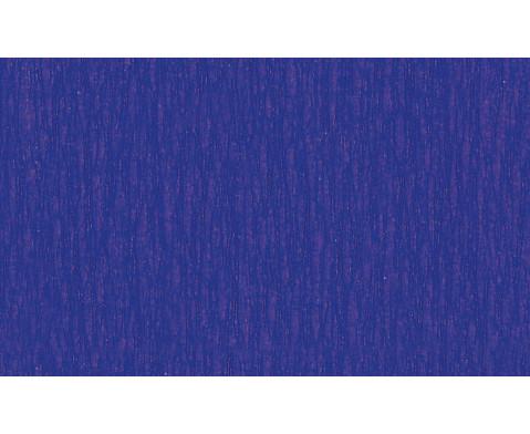 Krepp-Papier 10 Rollen in einer Farbe-2
