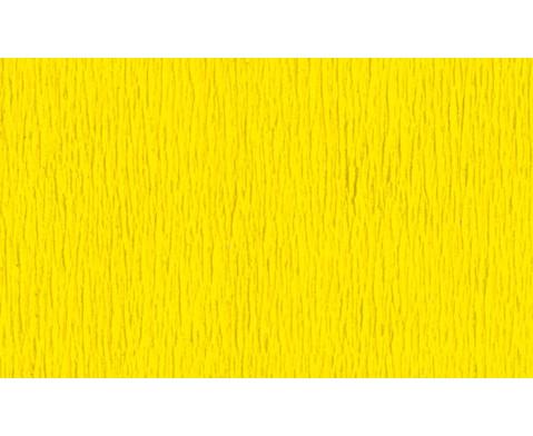 Krepp-Papier 10 Rollen in einer Farbe-6