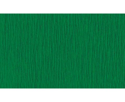 Krepp-Papier 10 Rollen in einer Farbe-9