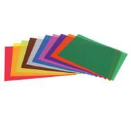 Transparentpapier, 100 Bogen,  50 x 70 cm