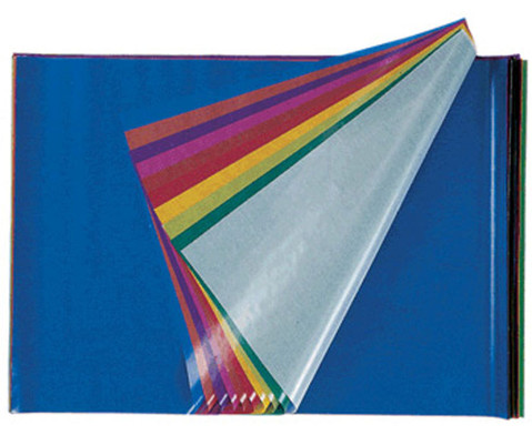 edumero Transparent- / Drachenpapier, 25 Bogen