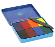 8 Farbblöcke Stockmar Wachsfarben