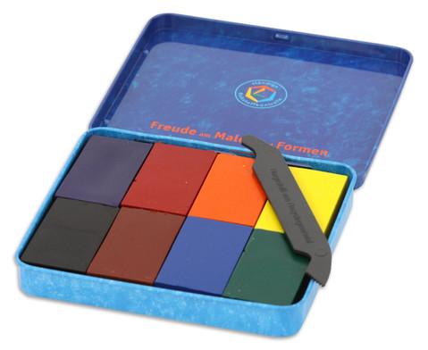 Farbbloecke Stockmar Wachsfarben 8 Stueck-2