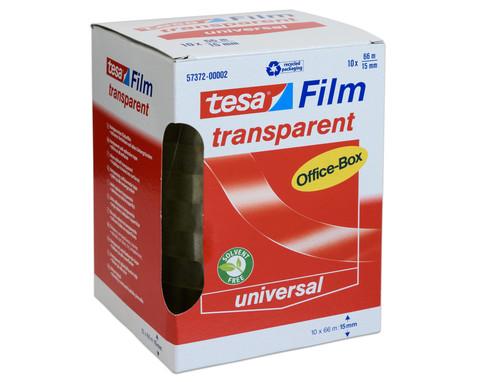 tesa Office-Film Rolle 66 m x 15 mm-2