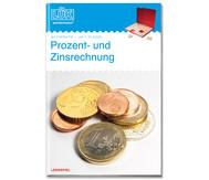 LÜK-Heft: Prozent- und Zinsrechnung