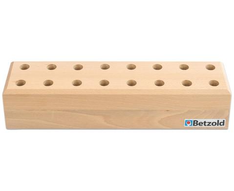Scheren 16 Stueck im Holzstaender-6