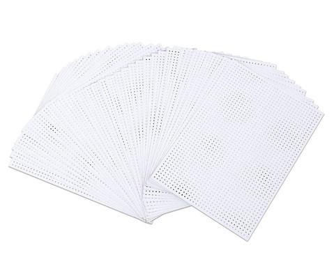 Stickkarton 40 Blatt weiss-1